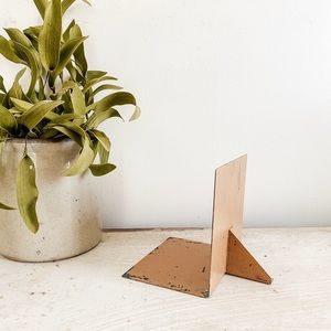 Industrial book end